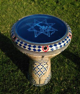 этнический барабан дарбука думбек александрия