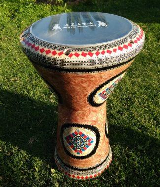 alexandria gef - этнический музыкальный инструмент дарбука думбек табла