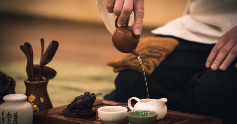 Чайная школа — искусство чайной церемонии — с 4 ноября