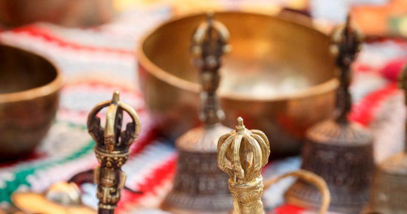 Sound meditation & tea ceremony 10 ноября