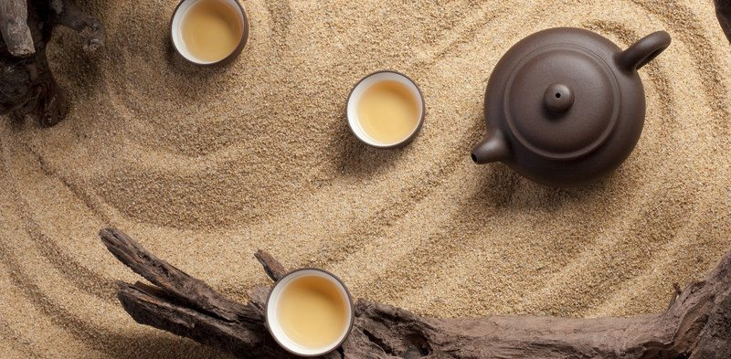 Sound meditation & tea ceremony — 3 декабря
