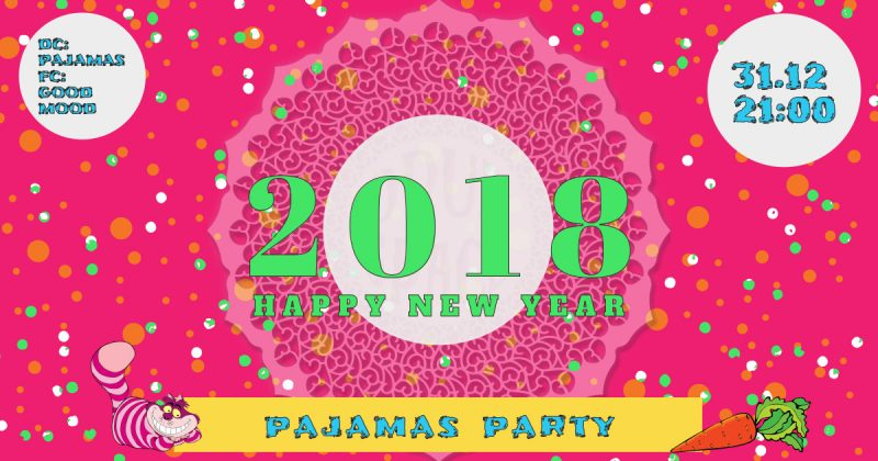 DRUM SPACE New Year Party 2018