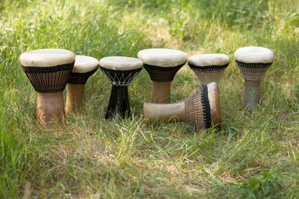 дохола керамический барабан кожаная мембрана дарбука doholla darbuka