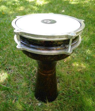 этнический барабан дарбука думбек мини детский