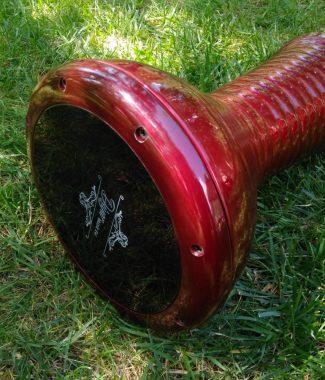 дарбука этнический ударный музыкальный инструмент