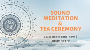 Sound meditation & tea ceremony