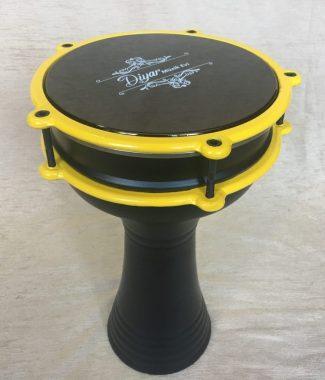 барабан дарбука маленькая черная
