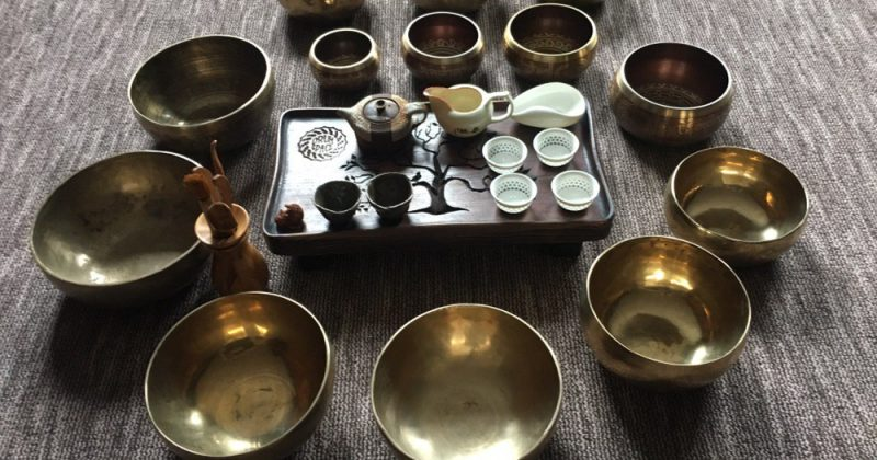 Sound Meditation & Tea Ceremony 3.11.19