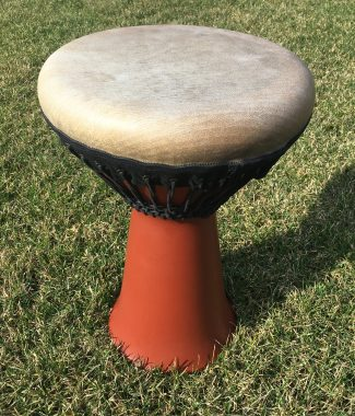 Professional Solo Clay Darbuka Ceramic Dohola Stoneware Pottery Doumbek Hand Drum