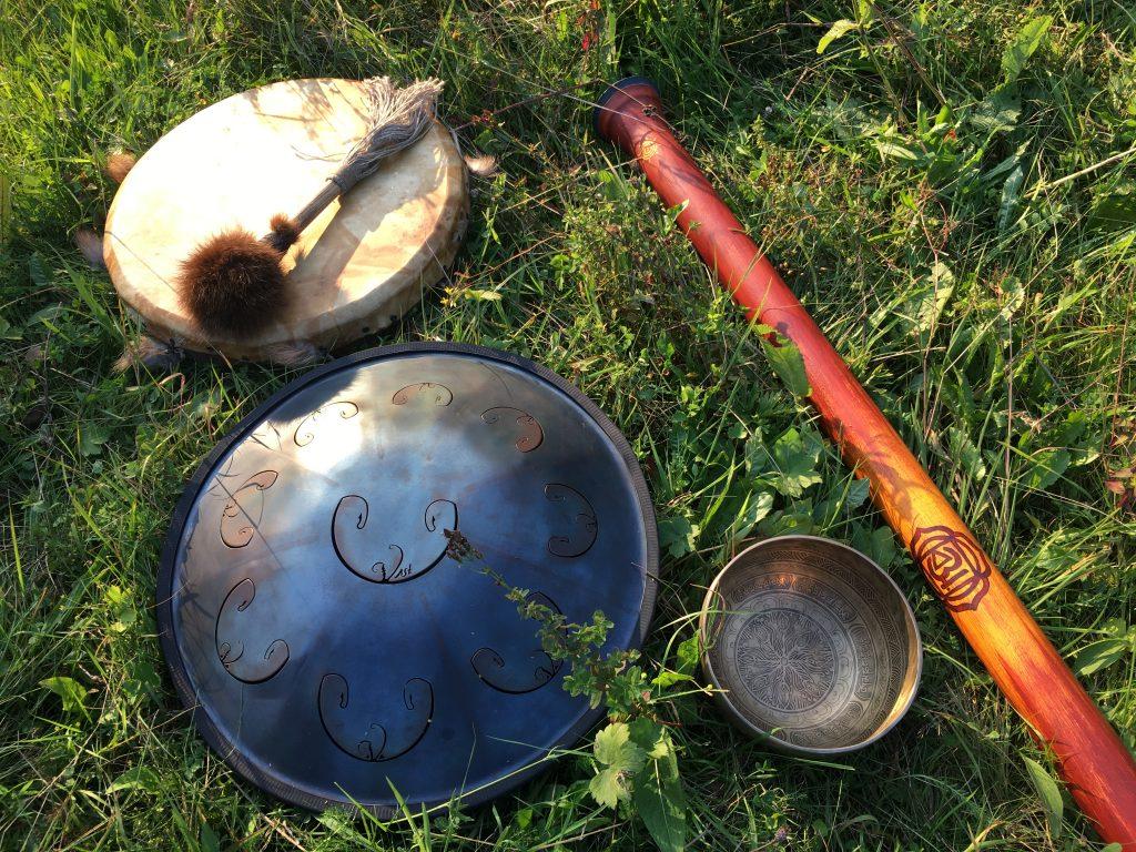 звуковая медитация и чайная церемония с дуэтом FOX BAY