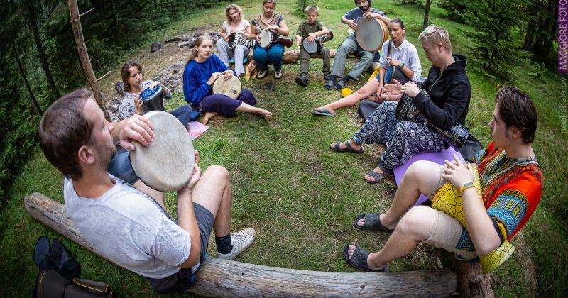 Этно воскресенье в Харькове 2 августа