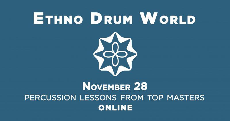 Ethno Drum World — 28.11